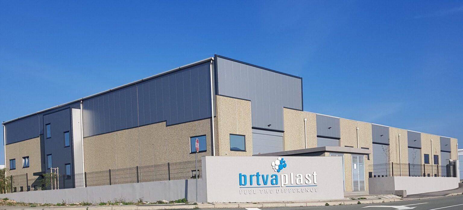 brtva plast warehouse - front